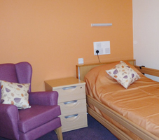 In Acorn Lodge, we have 37 single rooms of which 31 are en-suite.